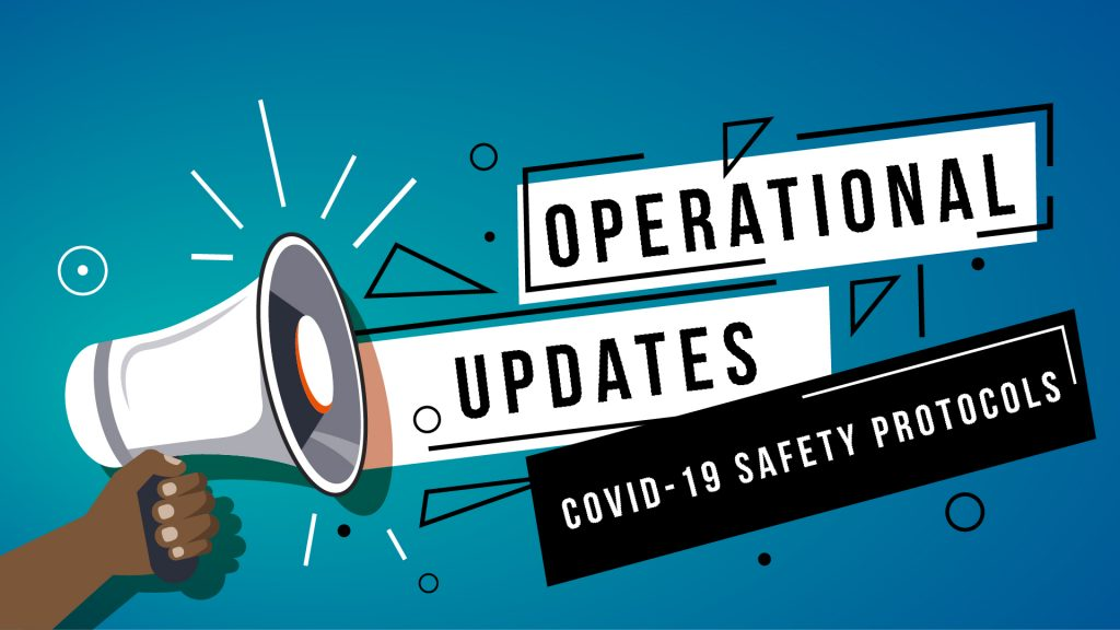 2020 Operational Update Cota COVID-19 Safety Protocols