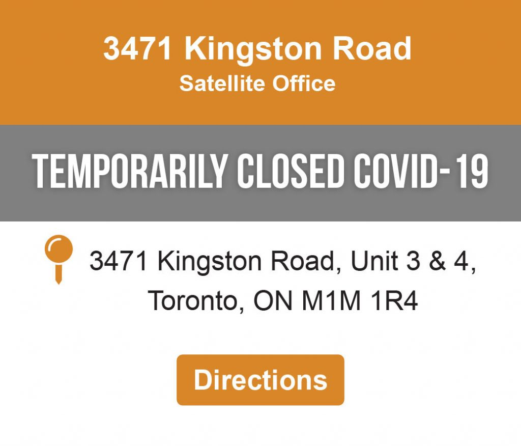 Address 3471 Kingston Road Satellite Office Location