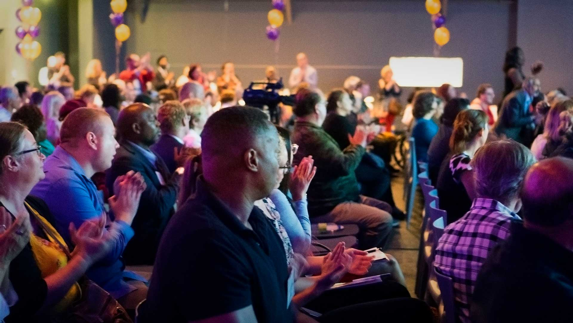 Cota staff attending 45 Anniversary Event Inspiring change awards