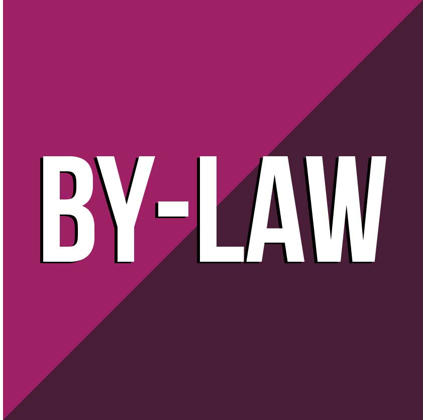 By-Law graphic