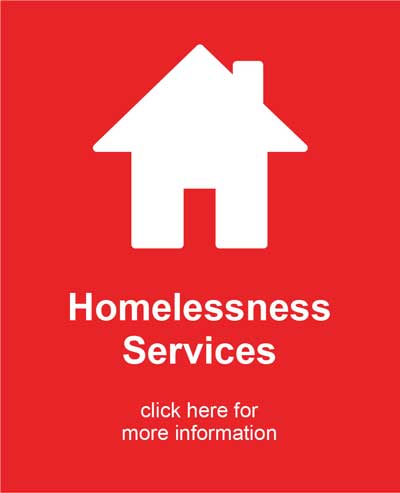 Homelessness Services Icon house