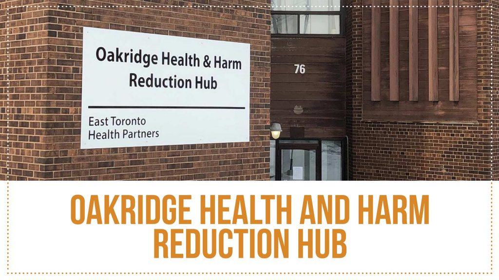 2019-2020 Annual Report - health and harm reduction hub