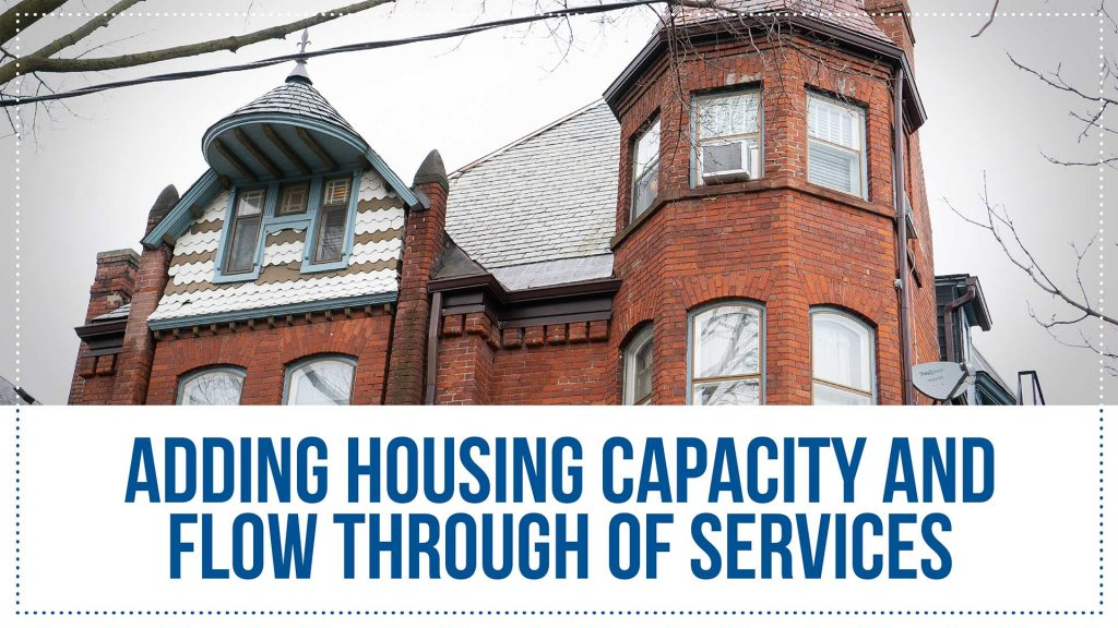 2019-2020 Annual Report - adding housing capacity
