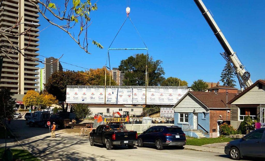 11 Macey Avenue Scarborough Modular Housing Site
